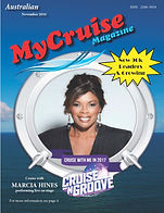 MyCruise Magazine Issue 3 November 2016.