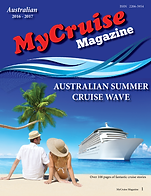 MyCruise Magazine  Summer  2016 2017 Aus