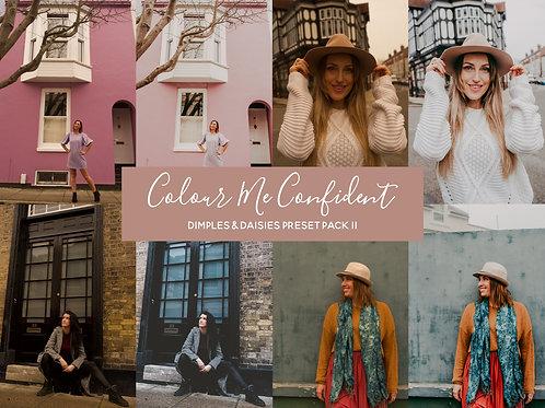 Colour Me Confident Preset Pack