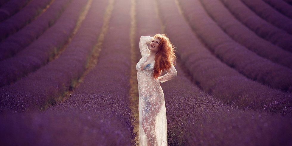 Liberty in the Lavender