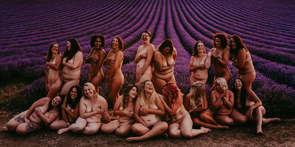 Liberty Circle in the Lavender