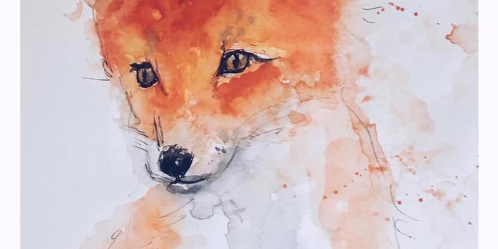 Self-Love Watercolour Workshop