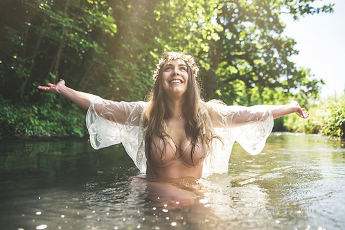 Liberty in the River Shoot