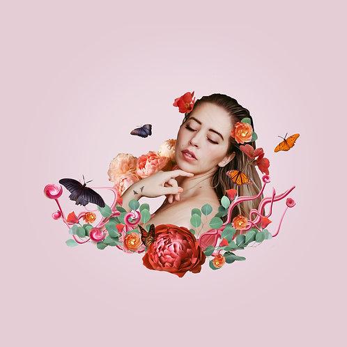 Floral Photo-Edit