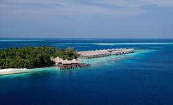 Aerial (21) showing Aqua restaurant