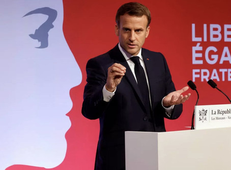 SÉPARATISME : le récap' du discours d'Emmanuel Macron