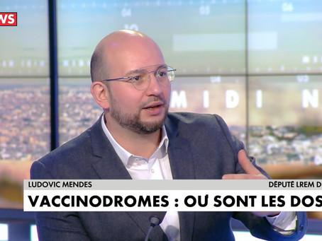 REPLAY - Invité de MidiNews sur CNEWS