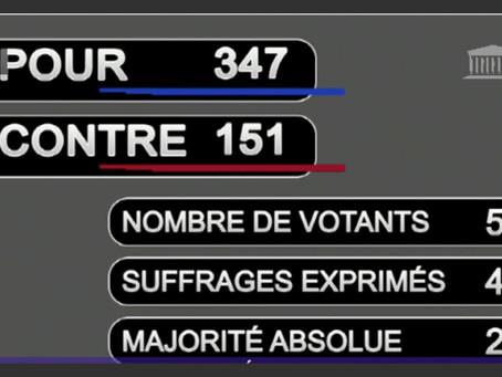 #PJLPrincipesRépublicains adopté !
