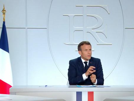 Le récap' de l'interview télévisée du Président de la République