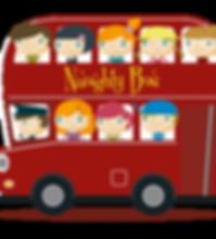 Naughty Bus School visit