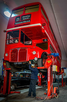 Bus Maintaniance at Routemaster4Hire