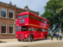 Vintage Wedding Bus Hire from Routemaster4Hire