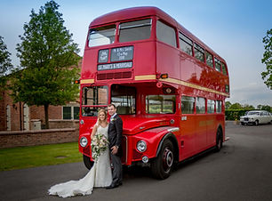 Wedding Bus Hire from Routemaster4Hire