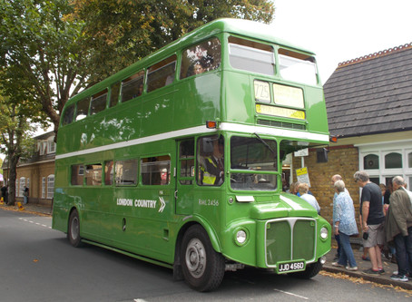 History of the Routemaster Bus Part 2 - The 1970s and 1980s.