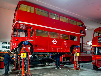 Bus Maintainance at Routemaster4Hire