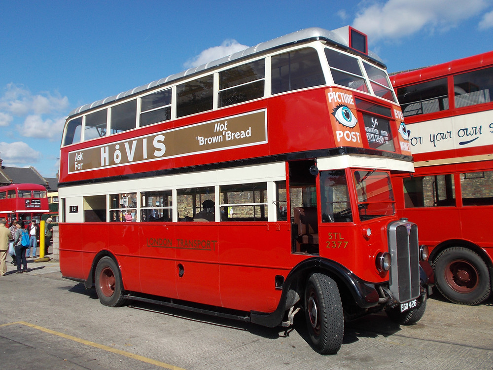 1937 AEC Regent STL type © Mike McDermott