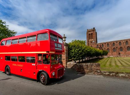 Vintage Wedding Bus Hire