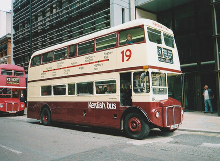 History of the Routemaster Bus Part 3 - The 1990s and 2000s.