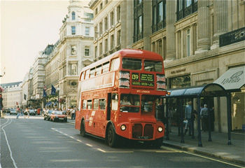 London bus hire - North West