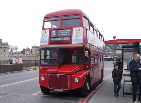 Heritage Route 15: a history of the last open-platform bus route in the UK