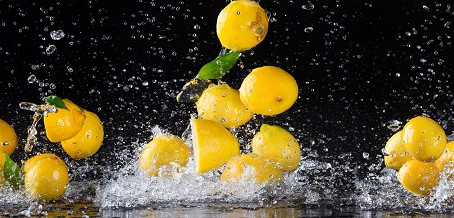 Lemon Water to start your day!