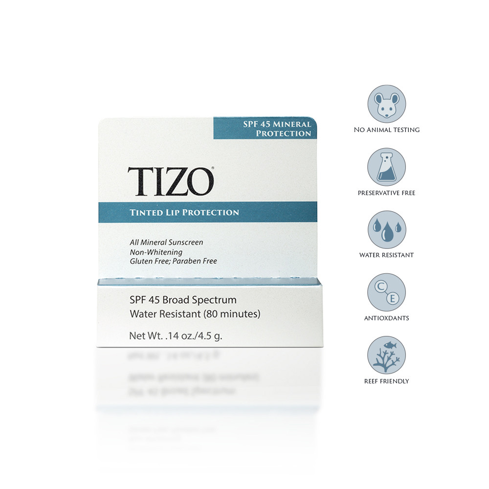 Tizo Lip Protection Sunscreen