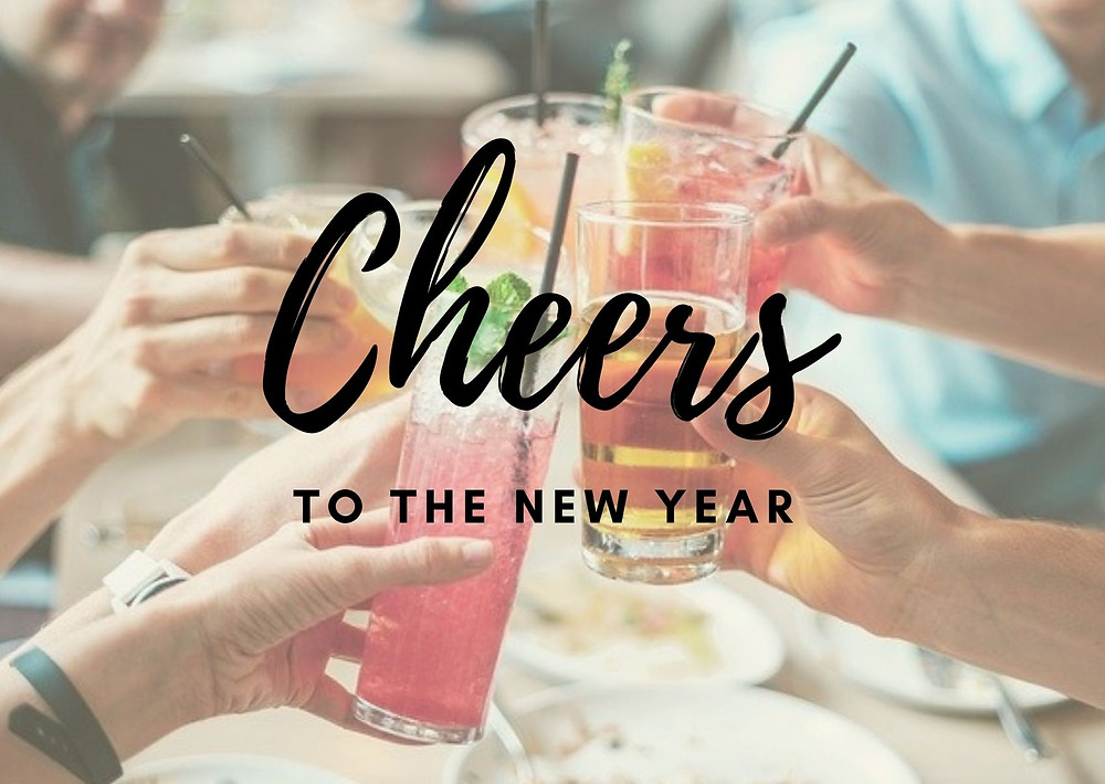 Cheers to the new year