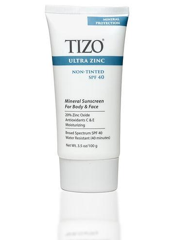 TIZO Ultra Zinc Body & Face ( non-tinted) SPF 40