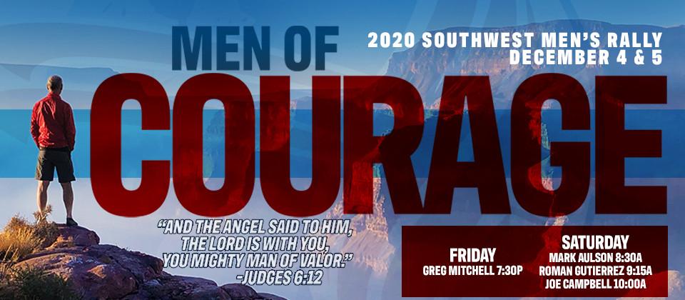 Southwest Men's Rally