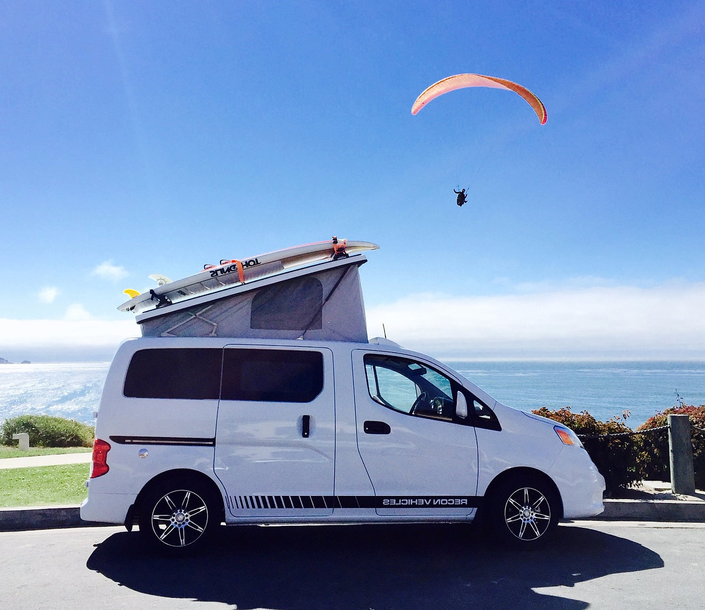 Recon Campers | The Future of Pop Top Camper Vans in the ...
