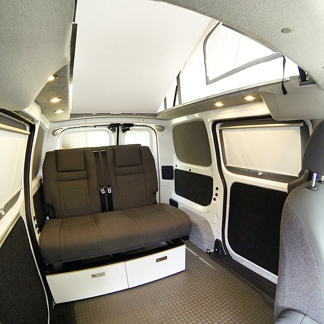 Recon Campers The Future Of Pop Top Camper Vans In The