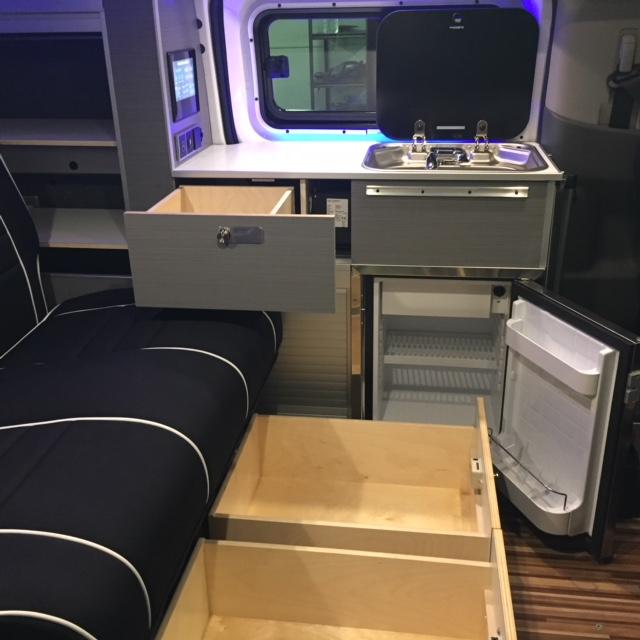 ENVY storage drawers