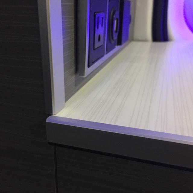 ENVY counter top trim
