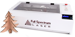 desktop CO2 laser cutter