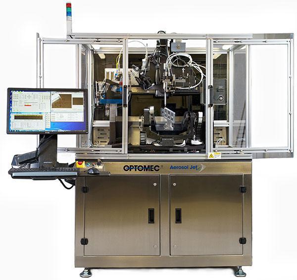 aerosol jet 5x 3D printer
