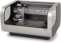Ink-jet printer for flexible electronics