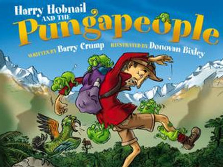 Harry Hobnail & The Pungapeople