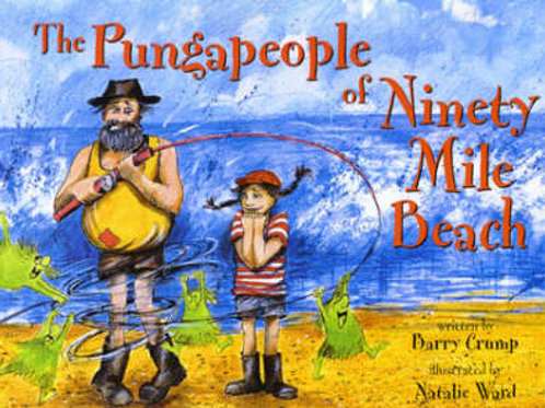 The Pungapeople of Ninety-Mile Beach