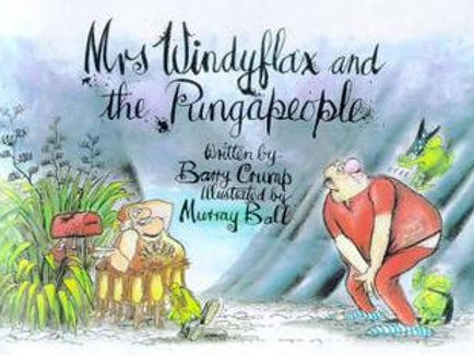 Mrs Windy Flax and the Pungapeople