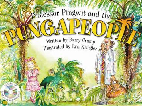 Professor Pingwit & The Pungapeople
