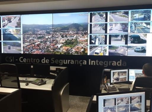 CASE DE SUCESSO: Centro de Segurança Integrada de Guararema-SP