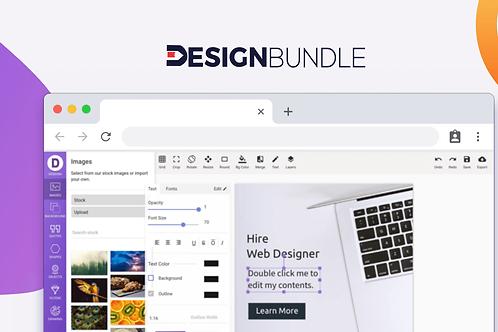 Design Bundle One Time Fee