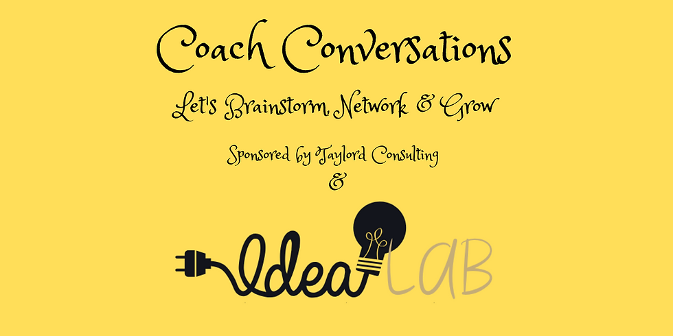 Coaches in Conversation