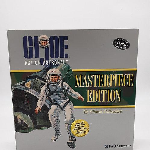 Vintage G.I. Joe -   FAO Schwarz Astronaut Masterpiece Collection
