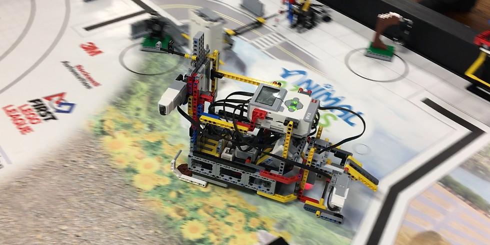 Summer Robotics Camp 6/12 - 6/13 - FULL