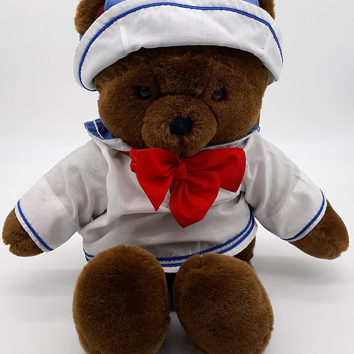 Vintage 1984 Sailor Butterfield Bear by Dakin