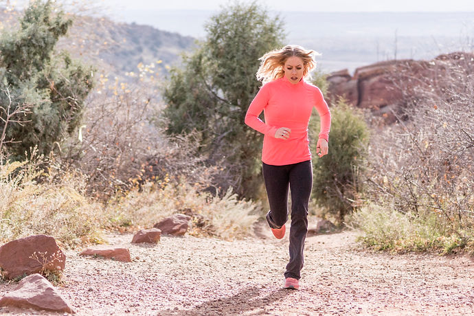 Coaching for runners