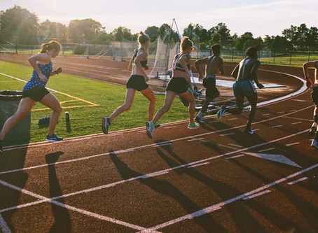 Running Cadence and Stride