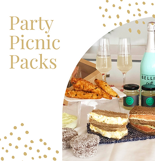 office christmas party Picnic party pack