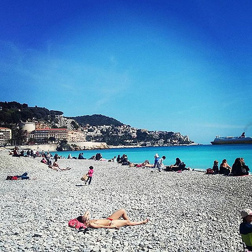 Vegan on the French Riviera